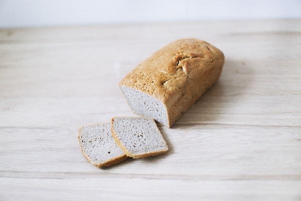 Chleb gryczany na żytnim zakwasie