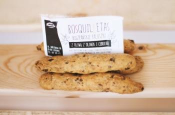 Rosquilletas z cebulką