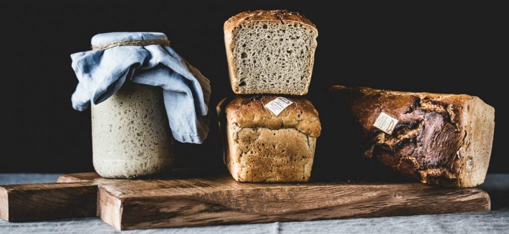 100% żytnie chleby na zakwasie